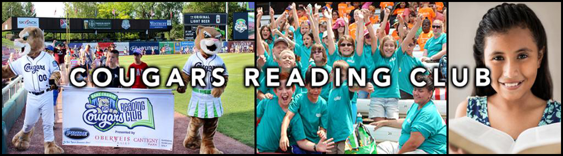 Cougars Reading Club